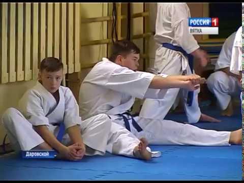 Военно-патриотический клуб «Рекс» из Даровского (ГТРК Вятка)