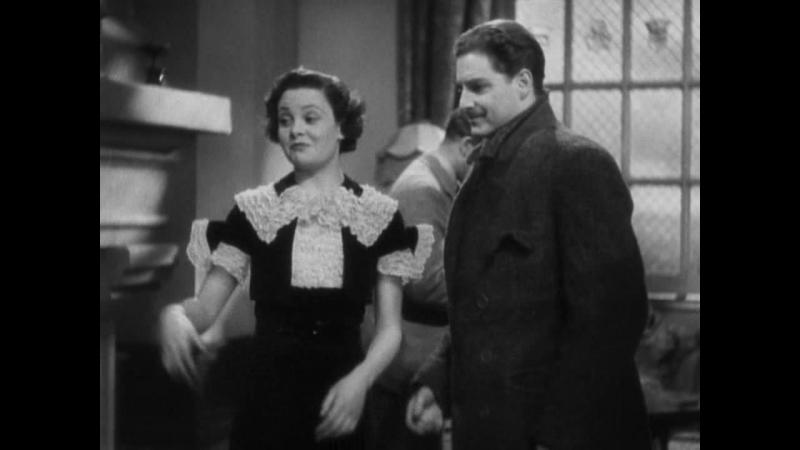 39 СТУПЕНЕЙ (1935) - детектив, комедия. Альфред Хичкок 720p