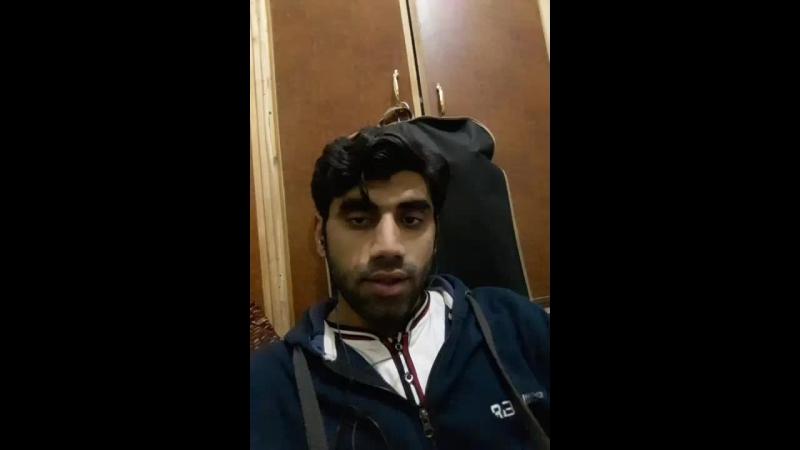 Waqas Ahmad Live