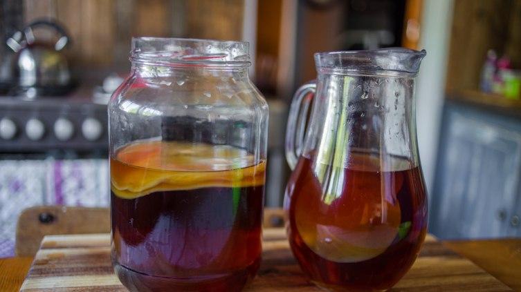 cVY0OOR7Ni0 - Сделать чайный гриб, создать, вырастить - простой рецепт