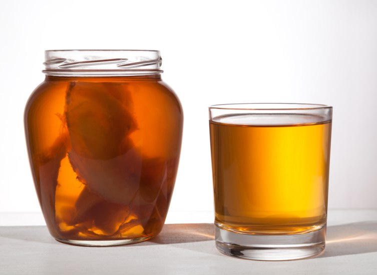 CaxuZkX2 kg - Сделать чайный гриб, создать, вырастить - простой рецепт