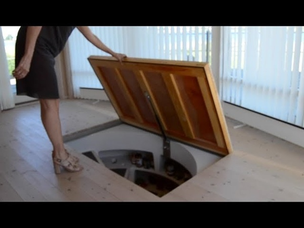 Amazing Hidden Rooms And Secret Furniture Compartments 2018