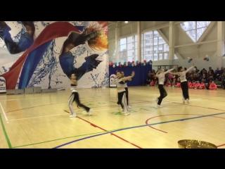 11.11.17 Всероссийские соревнования по фитнес-аэробике, и акробатическому рок-н-роллу. Чебоксары.Команда Аврова