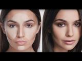 Как правильно делать скульптурирование лица