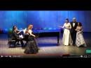 Оперный диалог Росси-Италия: Страстный поцелуй. Эксклюзивное интервью певицы Ирины Волковой