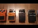 Да у меня уже серьёзная коллекция!😅😅😅🎸🎼 boss pedal effect guitar bass vocal @bossfx_us
