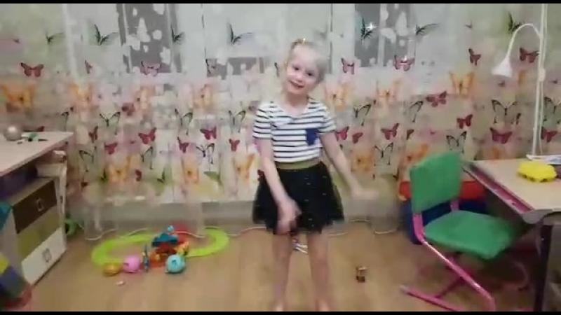 Поздравление с ДР от любимых, ненаглядных внучек 05.04.2018г.