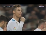 Третий гол Роналду в ворота
