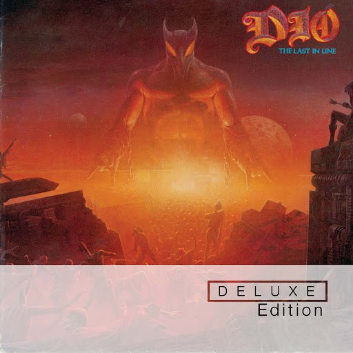Dio альбом The Last In Line (Deluxe Edition)