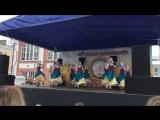 Выступление на фестивале «Русская закваска» в Ельце