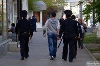 08 мая 2015 - Прогулка по Рабоче-Крестьянской улице в Волгограде