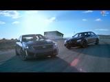 Лоб в Лоб 97: Mercedes-AMG E63S против Cadillac CTS-V