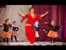 Ансамбль Лазурит. Египет - танцуют все, от мала до велика.