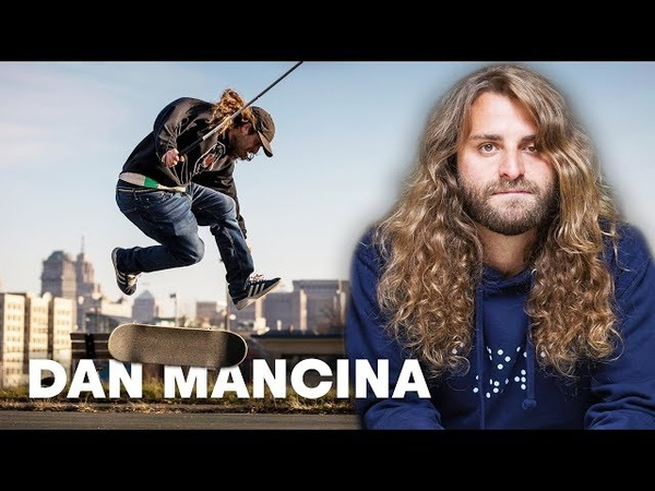 The blind skater who lost his vision, but not his passion.   Out of Frame w/ Dan Mancina