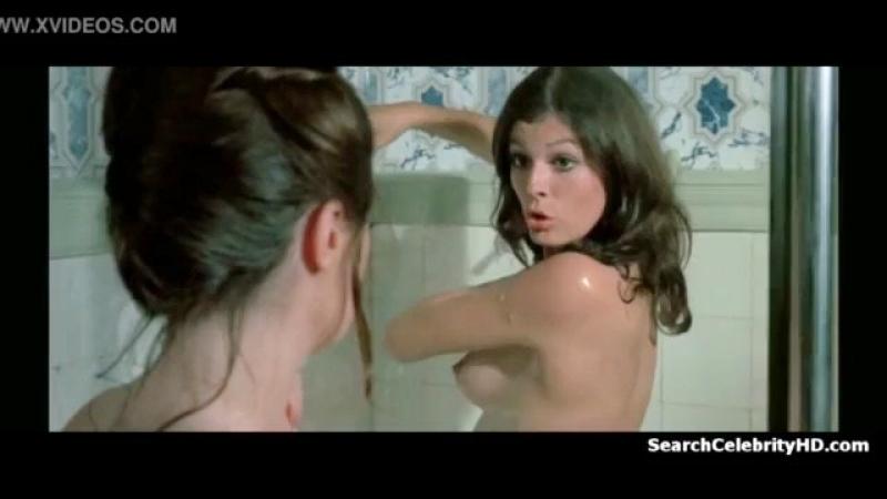 Ann Michelle nude shower scene from Virgin Witch