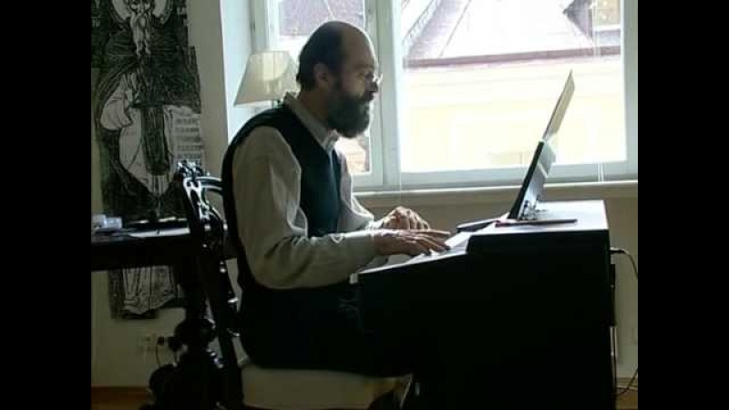 Arvo Pärt 24 preludes for a fugue Dorian Supin 2002