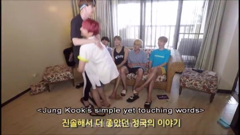 THE WAY JUNGKOOK GOES COME HERE, COME HERE AND YOONGI JUST GOES INTO HIS ARMS AND JUNGKOOK.mp4