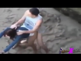 sex arab algeria girl gets fucked in the desert