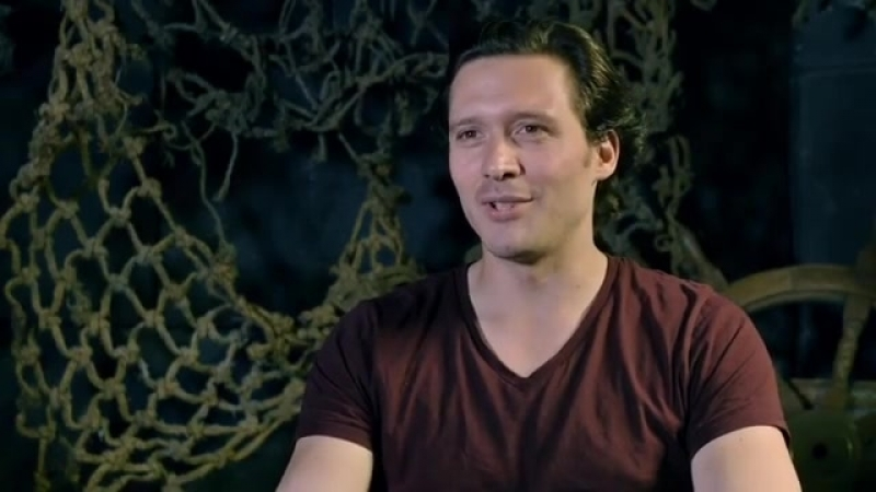 """David Oakes tries to define """"Cold Skin"""""""