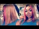 Quick Weave Pronto Tutorial MarchQueen Brazilian Honey Blonde