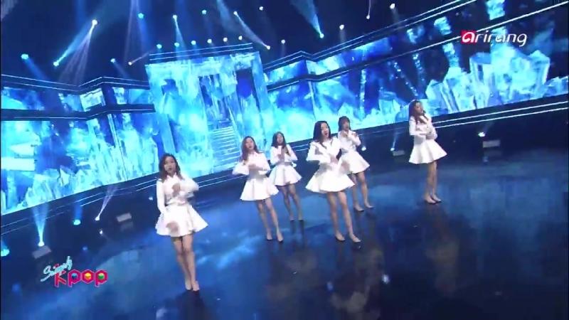 [030217] Simply K-Pop _ April(에이프릴) _ April Story(봄의 나라 이야기)