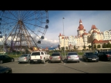 Олимпийский парк . Сочи . Адлер . 2 видео