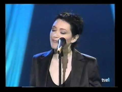 Noemí Sin Rencor Pre Spain 2001 Eurovision Directo
