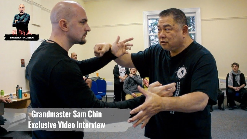 Grandmaster Sam Chin Exclusive Video Interview - Zhong Xin Dao I Liq Chuan