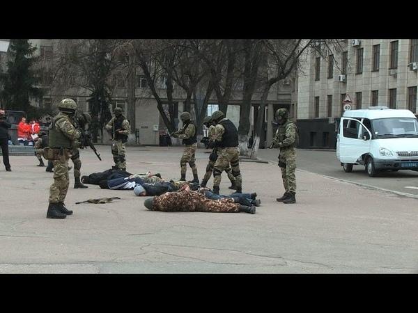 """У Житомирі нейтралізували """"терористів"""", які захопили облдержадміністрацію - Житомир.info"""