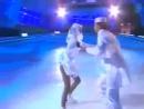 танец в белом