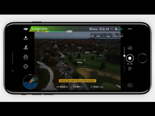 DJI Spark Firmware Update v0701 - Sphere Panorama Photos Dynamic Home Point