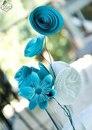 Бумажные Розы.
