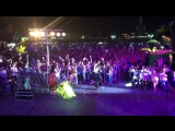 Наташа Королева. Йошкар-Ола, День города, 11 августа 2018 г