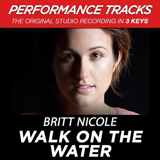 Britt Nicole альбом Walk On the Water (Performance Tracks) - EP