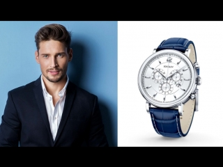 Как правильно носить мужские часы