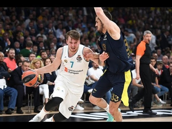 Fenerbahçe Doğuş - Real Madrid Maçının Tamamı - Euroleague Final 2018