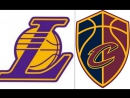 NBA 2017-2018 / RS / 14.12.2017 / Los Angeles Lakers @ Cleveland Cavaliers