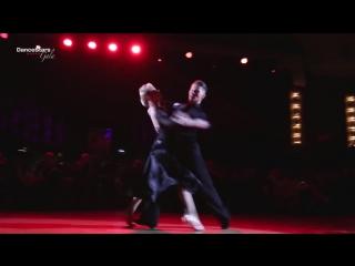 Dmitry Zharkov - Olga Kulikova _ DanceStars Gala Dsseldorf 2017 - Tango Show