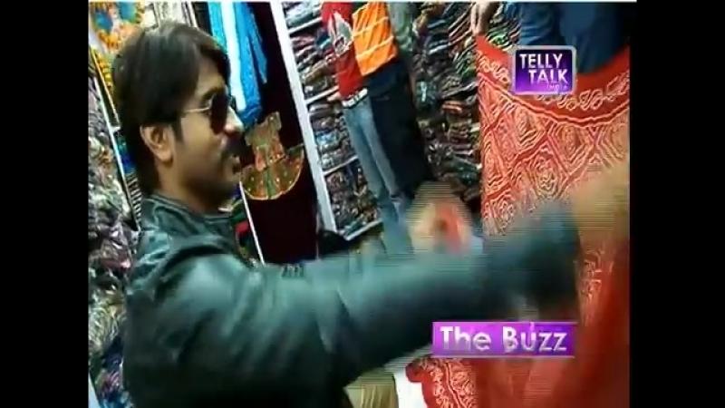 SanayaIrani AshishSharma Rangrasiya off screen one may go shopping.mp4