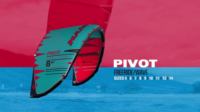 NAISH KITEBOARDING | 2019 PIVOT KITE