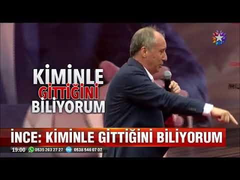 Meydanlarda C. Erdoğan ile Muharrem İnce arasında Fetöden icazet aldın tartışması