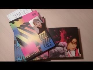 CoCo Shop › K-pop in SPb NCT 2018 Empathy \\ NCT 127 CHERRY BOMB