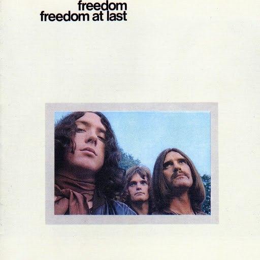 Freedom альбом Freedom at Last