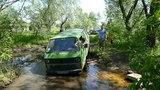 МОНО-ПРИВОД в off road ЗЕЛЕНАЯ МЕЧТА vs Renault Grand Scenic