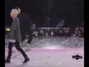 If you had a bad day here's yoongi getting startled by the rain and cutely walking away from it