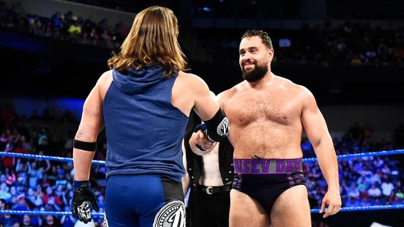 Мнение о WWE SmackDown Live 19.06.2018