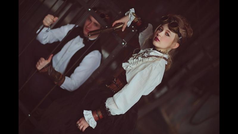 Фотопроект *Steampunk* Евгений и Ксения