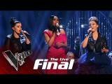 Jennifer Hudson & Belle Voci - My Heart Will Go On (The Voice UK 2018)