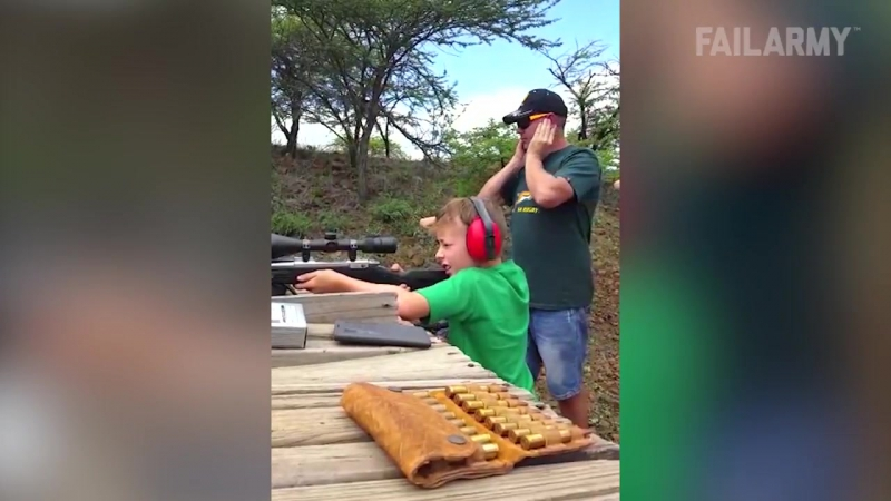 Funny Target Practice Fails 2016 - Hits And Misses