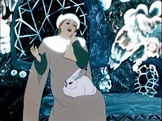 «Снегурочка». Мультфильм И.П. Иванова-Вано на основе оперы Н.А. Римского-Корсакова. 1952 (Ария Снегурочки)